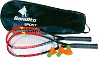 Bandito speedbadminton set