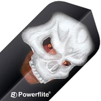 BULL'S Powerflite Slim Shape - Skull