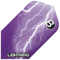 BULL'S Lightning Slim Shape - Paars