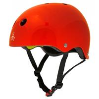 TRIPLE EIGHT Dual Certified with MIPS Liner Red - Helm