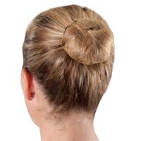 Domyos Chignon set blond