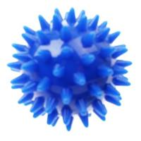 Toys pure massagebal 55 mm blauw