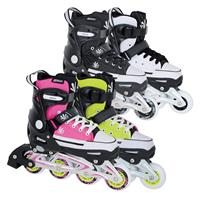 Tempish Magic Rebel Kinderskates - Zwart/Wit - 37-40