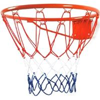 Angel Sports Basketbalnetje Rood Wit Blauw