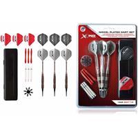 XQ Max XQmax Darts Dart set soft tip vernikkeld 18 g 30-delig QD7000690