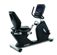 SPIRIT fitness CR900LED Club Series Recumbent Hometrainer