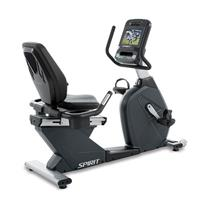 SPIRIT fitness CR900TFT Commercial Series Recumbent Hometrainer