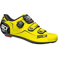 Alba Road Shoes - Yellow Fluo/Black - EU 40 - Yellow Fluo/Black