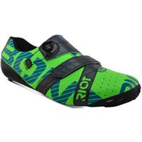 Riot+ Road Shoes - EU 39 - Green/Grey