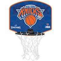Uhlsport Spalding Basketbal Miniboard NY Knicks blauw/oranje