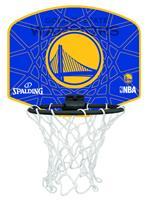 Uhlsport Spalding Basketbal Miniboard Golden State Wariors blauw/geel