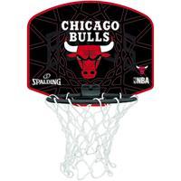 Uhlsport Spalding Basketbal Miniboard Chicago Bulls zwart/rood