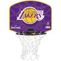 Uhlsport Spalding Basketbal Miniboard Los Angeles Lakers paars/geel
