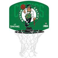 Uhlsport Spalding Basketbal Miniboard Boston Celtics Groen