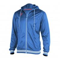 Brabo Tech hooded men - Royal blue