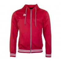 Brabo Tech hooded men - Red