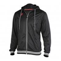 Brabo Tech hooded men - Black