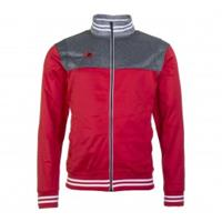 Brabo Tech jacket men - Red