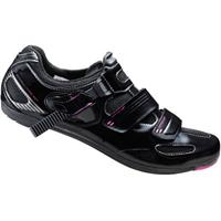 Shimano Wr62 Spd-Sl Cycling Shoes - Black - 37 - Black