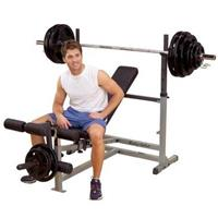 Balance Fitness PowerCenter Combo Bench
