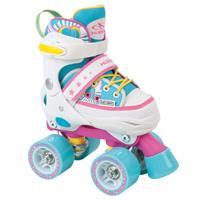 Hudora Verstelbare Rolschaatsen Skate Wonders - 32-35
