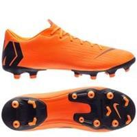 Nike Mercurial Vapor 12 Academy MG Fast AF - Oranje/Zwart/Neon