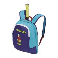 head Novak backpack jongens aqua/blauw
