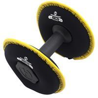 hyperwear SoftBell Dumbbell - 3 kg geel