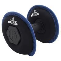 hyperwear SoftBell Dumbbell - 5,5 kg blauw
