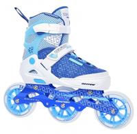 Tempish inlineskates Nerrow 3 junior blauw/wit