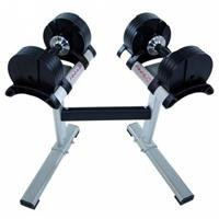 Finnlo Fitness Smartlock 2x20 kg set incl. rack