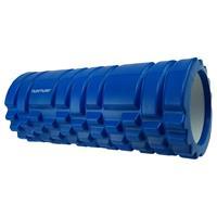 Tunturi Yoga Foam Grid Roller - 33 cm - Blauw