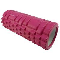 Tunturi Yoga Foam Grid Roller - 33 cm - Roze