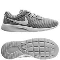 Nike Tanjun Racer - Grijs/Wit Kinderen