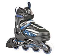 Hudora Kinder inline skates Leon, maat 29-32