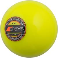 Grays Club Hockeybal - geel