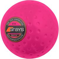 Grays Match Hockeybal - roze