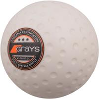 Grays Astrotec 60 Hockeyballen - wit