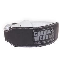 Gorillawear 4 Inch Padded Leather Belt - S/M