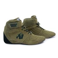 Gorillawear Perry High Tops Pro - Army Green - Maat 38