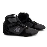 Gorillawear Perry High Tops Pro - Black/Black - Maat 37