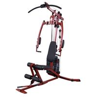 Body-Solid Body - Solid Sportsmans Gym - Rood