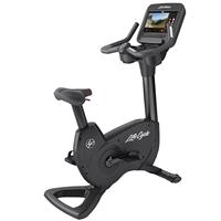 Lifefitness Platinum Discover SE3 Lifecycle Hometrainer- Black Onyx - Gratis montage