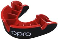 opro Self-Fit Silver Junior