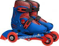 Marvel inlineskates Spider Man jongens rood /33
