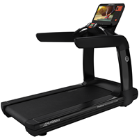 Lifefitness Platinum Club Discover SE3HD Loopband - Black Onyx- Gratis montage