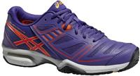 ASICS tennisschoenen Gel Solution Lyte 2 Clay dames paars ,5