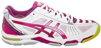 ASICS volleybalschoenen Gel Volley Elite 2 dames paars/wit