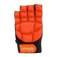 Reece Comfort Half Finger Glove - Orange