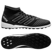 adidas Predator Tango 18.3 TF Shadow Mode - Zwart/Wit